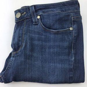 Paige Verdugo Ankle denim jeans